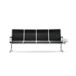 Passport Pur | Waiting area benches | actiu