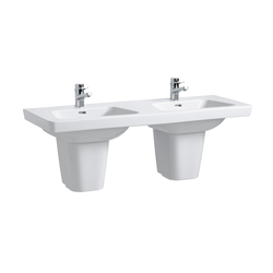 Modernaplus | Double countertop washbasin | Wash basins | Laufen