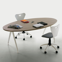 Kima | Meeting room tables | Famo