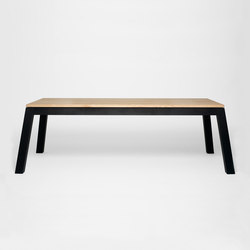 T1 | Dining table | Escritorios individuales | Edition Nikolas Kerl