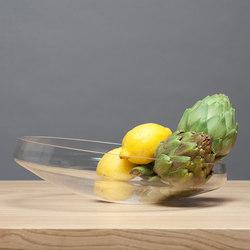 Flat O | Glasschale | Schalen | Edition Nikolas Kerl