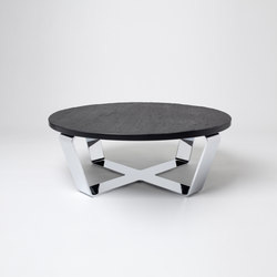 Slate Table Black | Salontisch | Lounge tables | Edition Nikolas Kerl