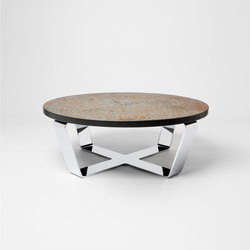 Slate Table Brasil | Coffeetable | Mesas de centro | Edition Nikolas Kerl
