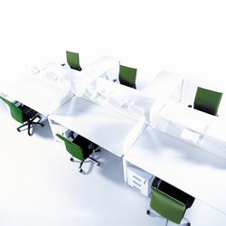 Domino | Tischsysteme | ERSA