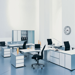 Duo | Desking systems | ERSA