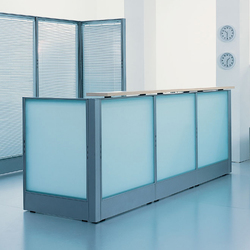 Duo | Reception desks | ERSA