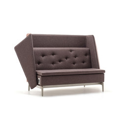 Envelope | Lounge-work seating | ERSA