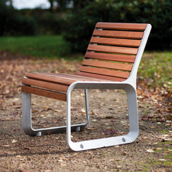 portiqoa Park bench | Sedie da esterno | mmcité