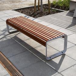 portiqoa | Park bench | Exterior benches | mmcité