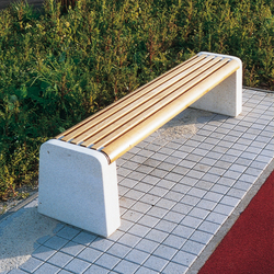 forma Parkbank | Exterior benches | mmcité