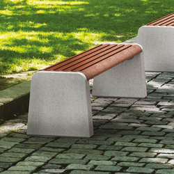 forma | Park bench | Panche da esterno | mmcité