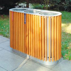 diagonal Litter bin | Exterior bins | mmcité