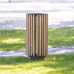 diagonal | Litter bin | Waste baskets | mmcité