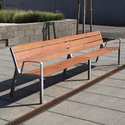 miela Park bench | Exterior chairs | mmcité