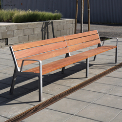 miela Park bench | Sedie da esterno | mmcité