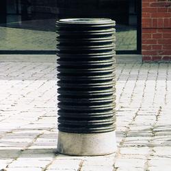 cylindre Litter bin | Exterior bins | mmcité