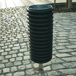 cylindre Abfallbehälter | Exterior bins | mmcité