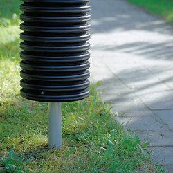 cylindre | Litter bin | Exterior bins | mmcité