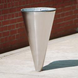 cornet Litter bin | Exterior bins | mmcité
