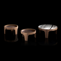 R Table | Coffee tables | HENGE