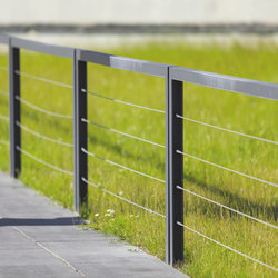 lotlimit | Railing with wires | Railings / Barriers | mmcité