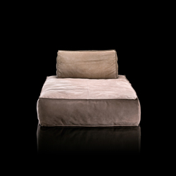 S-Day Bed | Lettini / Lounger | HENGE