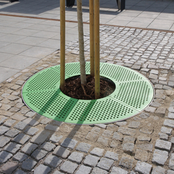 sinus Tree guard | Tree guards | mmcité