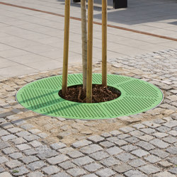 sinus | Tree guard | Tree guards | mmcité