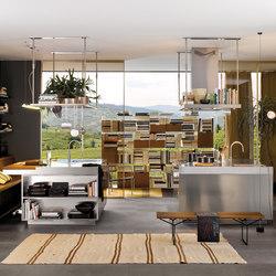 Italia ambiente 3 | Kücheninseln | Arclinea