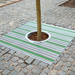 arbottura | Grille de proctection | Tree guards | mmcité