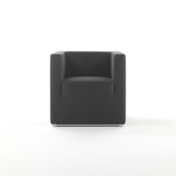 Ascot Low Armchair | Lounge chairs | Giulio Marelli