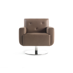Bay Armchair | Lounge chairs | Giulio Marelli