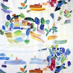 Capri | Curtain fabrics | Nya Nordiska