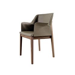 Tivan | Restaurant chairs | Molteni & C