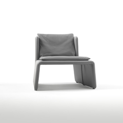 Bridge Armchair | Lounge chairs | Giulio Marelli