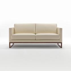 Cubic Wood Sofa | Loungesofas | Giulio Marelli