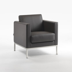 Cubic Armchair | Lounge chairs | Giulio Marelli