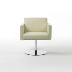 Cubic Mini Armchair | Visitors chairs / Side chairs | Giulio Marelli