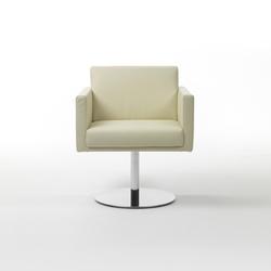 Cubic Mini Poltrona | Sedie visitatori | Giulio Marelli