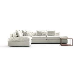 Davos Sofa | Modular seating systems | Giulio Marelli