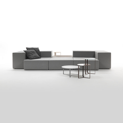 Lounge Sofa | Modular seating systems | Giulio Marelli
