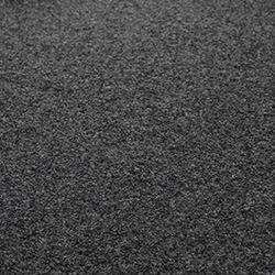 Fabric [Flat] Felt black melange | Rugs / Designer rugs | kymo