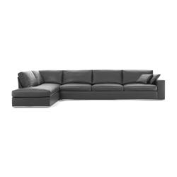 Milano Sofa | Modular seating systems | Giulio Marelli