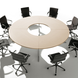 Smile | Conference table systems | Famo