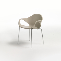 Nina Chair | Multipurpose chairs | Giulio Marelli