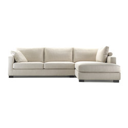 Oliver Corner Composition | Lounge sofas | Giulio Marelli
