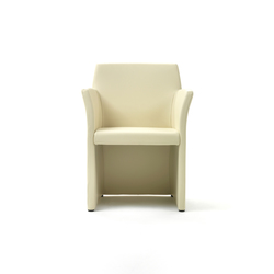 Oscar Armchair | Visitors chairs / Side chairs | Giulio Marelli