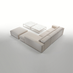 Richmond Sofa | Asientos modulares | Giulio Marelli