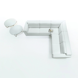 Richmond Sofa | Modular seating systems | Giulio Marelli