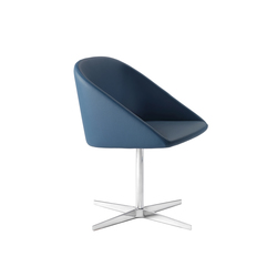 Skype Chair | Visitors chairs / Side chairs | Giulio Marelli